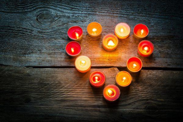 Lichtpuntjes als ritueel: Zet jezelf in het licht - ingspire.nl