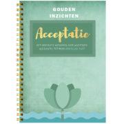 Het inspiratie werkboek over acceptatie en loslaten bestel nu op www.inspirerendwinkelen.nl