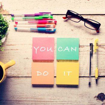 In 5 stappen naar meer motivatie voor een inspireren en succesvol leven - ingspire