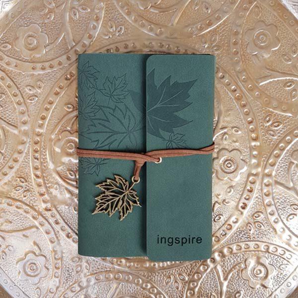 Leuk notitieboekje cadeau geven voor inspiratie - bestel op www.inspirerendwinkelen.nl