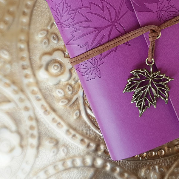 Prachtige notitieboekjes