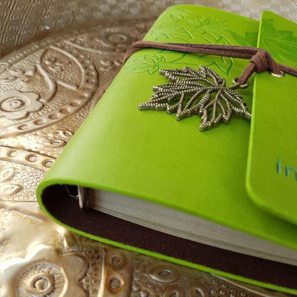 Leuk notitieboekje kopen Blanco A7 formaat