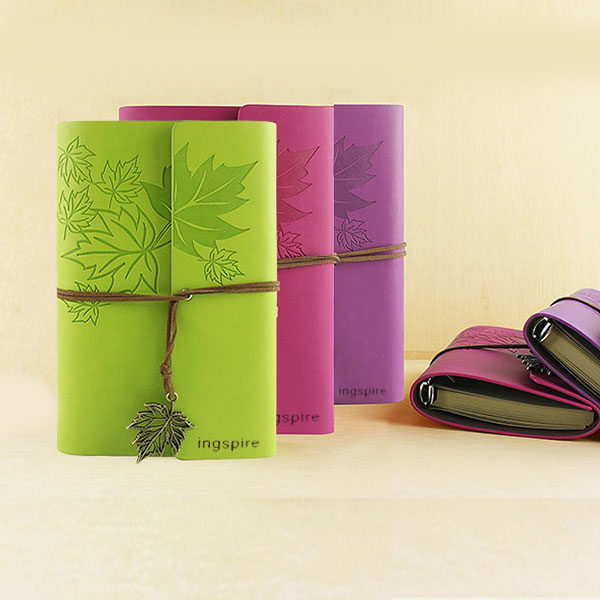 Bijzonder notitieboekje cadeau geven - www.inspirerendwinkelen.nl