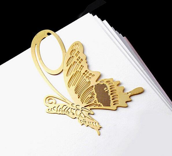 Vlinder boekenlegger kopen op www.inspirerendwinkelen.nl