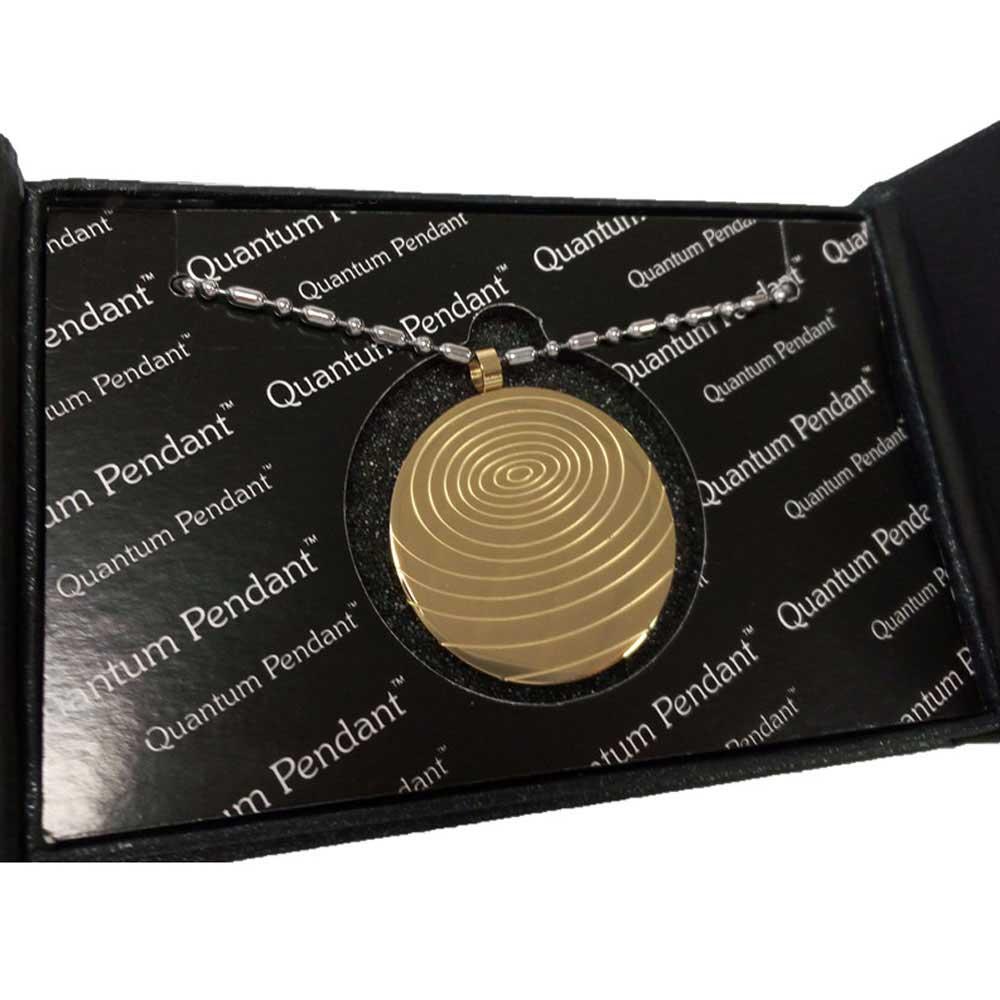 Energie Quantum ketting goud voor je gezondheid en energie - Bestel op inspirerendwinkelen.nl