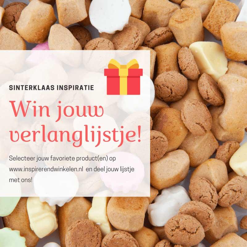 Win jouw Sinterklaas Verlanglijstje! - winactie -inspirerendwinkelen.nl
