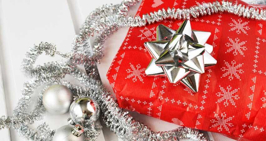 Win een kerst engel cadeau!