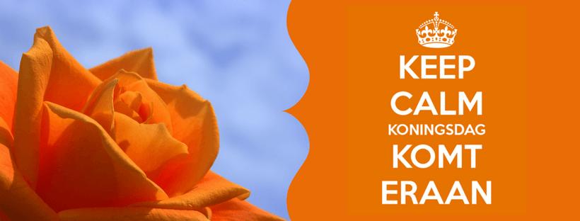 Bestel onze oranje sjaal, leuk voor Koningsdag!