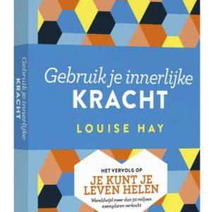 In Gebruik je innerlijke kracht, het vervolg op Je kunt je leven helen, neemt Louise Hay je mee op ontdekkingsreis naar je innerlijke kracht.