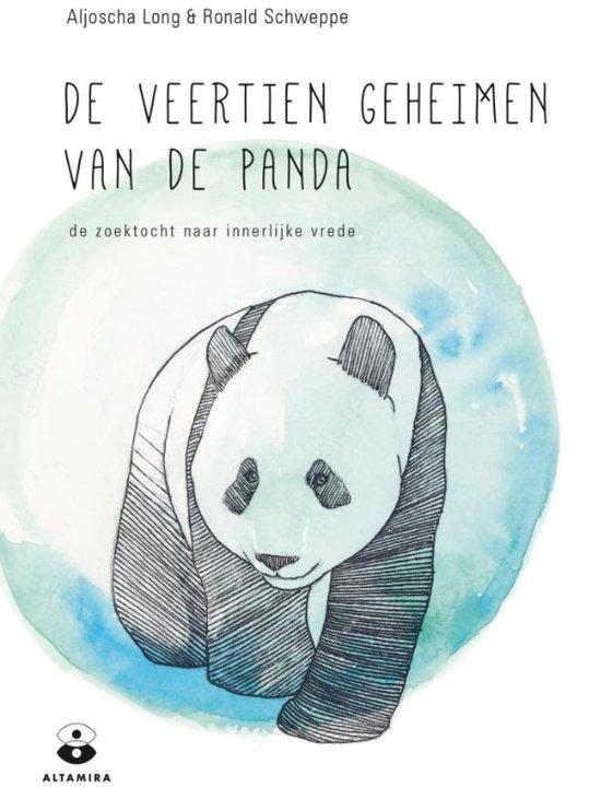 Boek cadeau tip - de 14 geheimen van de Panda voor geluk en persoonlijke ontwikkeling
