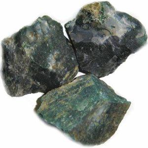 Mosagaat geeft vertrouwen en is een positieve kracht steen