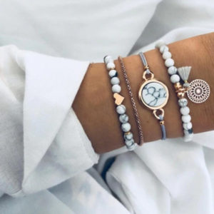 Bestel jouw persoonlijke spirituele armband afgestemd op jezelf - De Yogi Tempel Armband- symboliek cadeaus