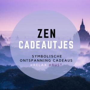 Relax en anti-stress cadeaus voor meer Zen